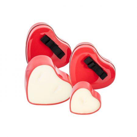 Raudona Aromatinė širdelė